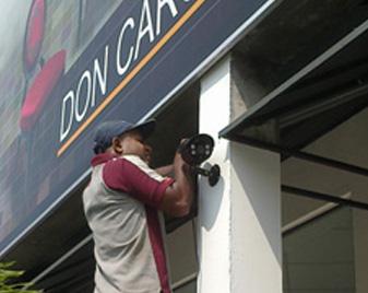 CCTV cameras, DVR security cameras